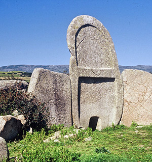 Dorgali: Tomb of the Giants of Thomes